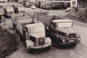 Grenzenüberschreitende Transporte