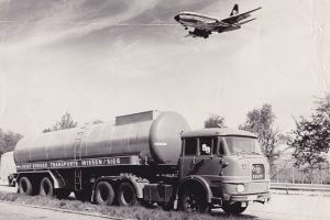 Bitumentransporte